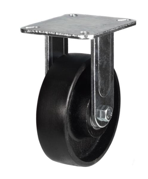 LMH Series; Fabricated Steel/Cast Iron Wheel Castors