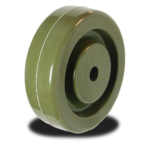 Special purpose high temperature (Toughened Epoxy) wheel, upto 280°C