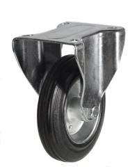 Fixed castor 100mm wheel diameter upto 70kg capacity