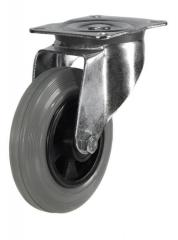 Swivel castor 100mm wheel diameter upto 70kg capacity