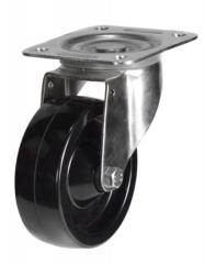Swivel castor 100mm wheel diameter upto 150kg capacity