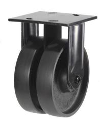 Fixed castor 150mm wheel diameter upto 1500kg capacity