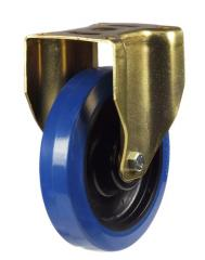 Fixed castor 160mm wheel diameter upto 350kg capacity