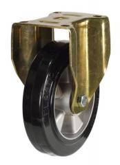 Fixed castor 200mm wheel diameter upto 450kg capacity