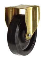 Fixed castor 150mm wheel diameter upto 450kg capacity
