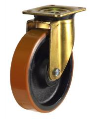 Swivel castor 150mm wheel diameter upto 700kg capacity