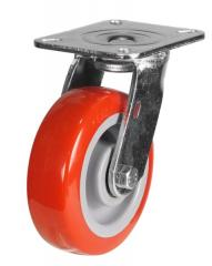 Swivel castor 150mm wheel diameter upto 430kg capacity