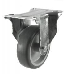 Fixed castor 125mm wheel diameter upto 100kg capacity