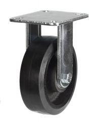 Fixed castor 100mm wheel diameter upto 220kg capacity